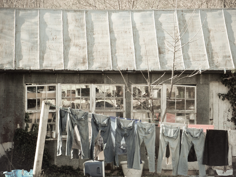 12-12-19: Laundry day.
