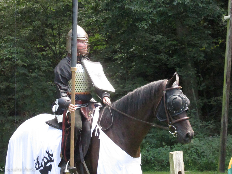 196th Annual Jousting Tournament, Natural Chimneys