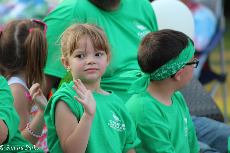 7-17-15: Bridgewater Lawn Party parade