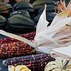 9-8-15: Indian corn, roadside produce stand.