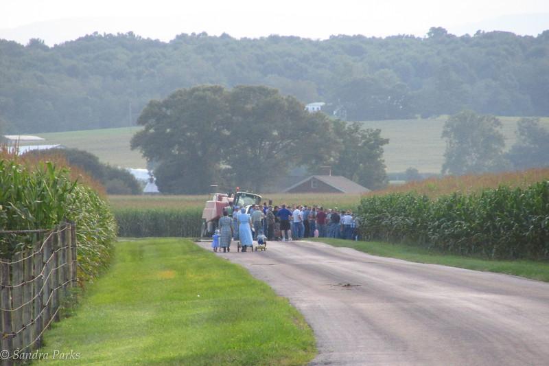 8-22-17: The corn meeting.