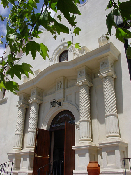 Church of Immaculate Conception, San Diego, California