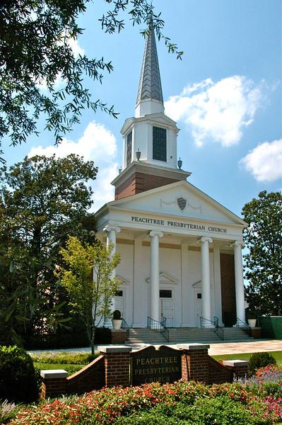 Peachtree Presbyterian, Atlanta, Georgia