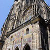 St Vitus Cathedral, Hradcany Castle, Prague, Czech Republic