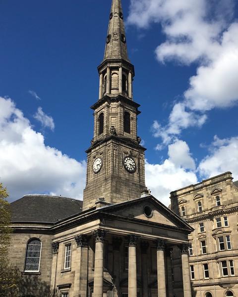 St. Andrews Church, Edinburgh