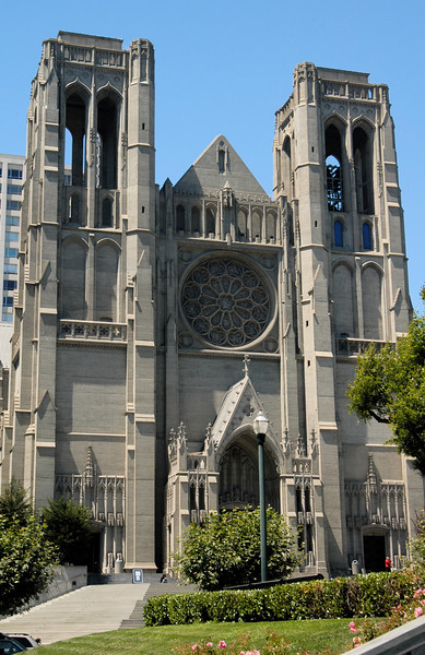 Grace Cathedral Episcopal Church, San Francisco, California