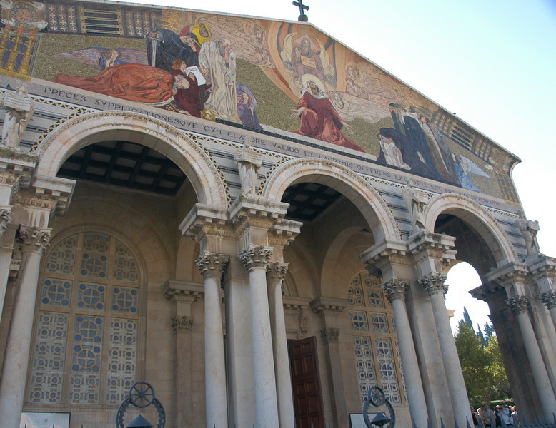 Church of All Nations, Jerusalem, Israel