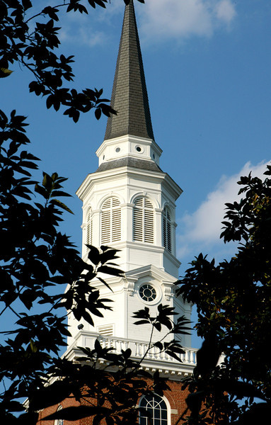 Binkley Chapel, SEBTS, Wake Forest, NC