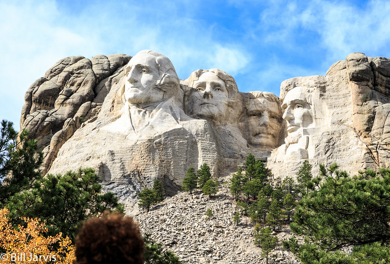 Mount Rushmore, Black Hills, S. Dakota
