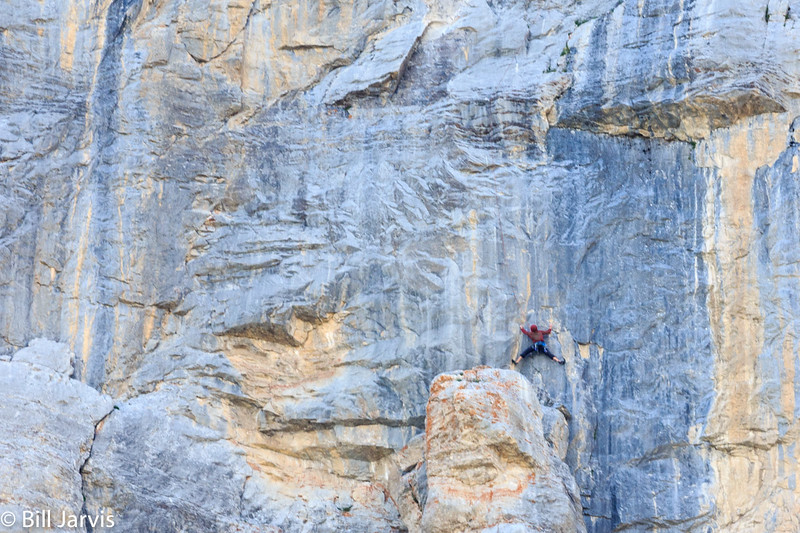 Rock Climbing, Blackleaf Canyon, Rocky Mountain Front