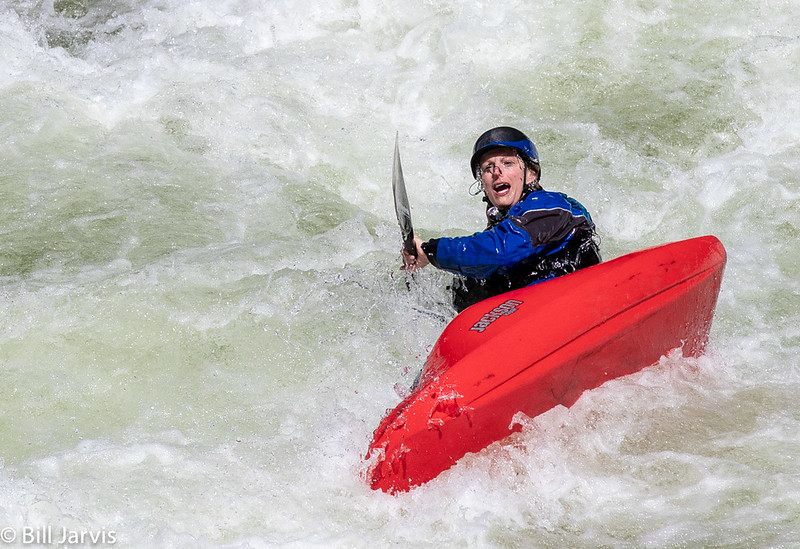 """The Falls"" Lochsa River"