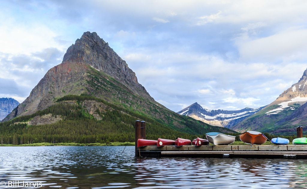 Swiftcurrent Lake, Glarier National Park