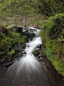 Wahkeena Falls  | Sigma 10-20mm f/4-5.6 EX DC HSM
