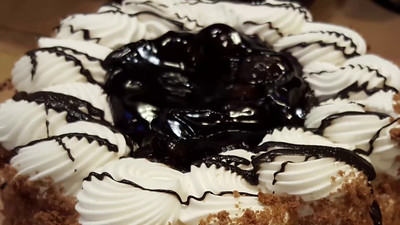 German Black Forest Chocolate Cake