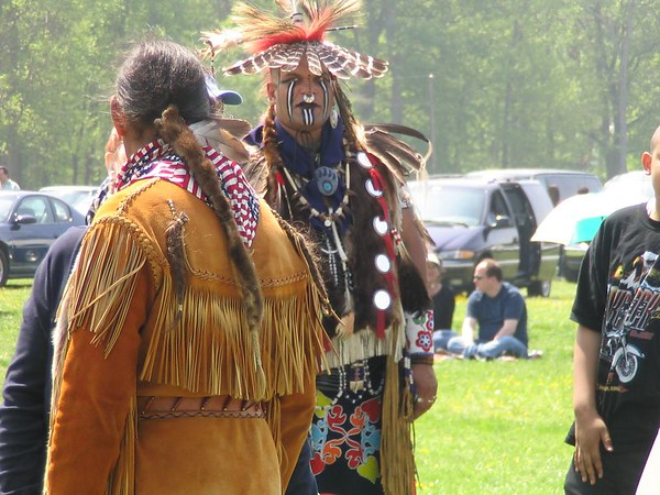 PowWow 2004 Red Wing Park