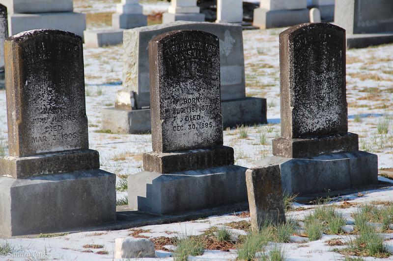 3-14-17: Graveyard on Grove Street, Bridgewater