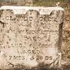 11-23-19: Infant graves, St. Michaels