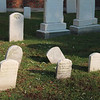 Edenton Baptist -- children's graves