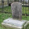 7-18-15: Wooden headstoneShemariah Cemetery