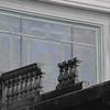 Broken railings,