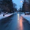 3-14-17: Bank Street at dawn