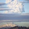 Mount St. Helens Eruption (March 8, 2005) :