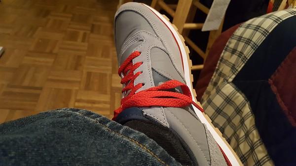 """""""Kick It"""" New Saucony Sneakers"""