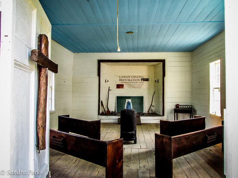 9-17-16: Long's Chapel