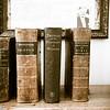 4-4-15: Dr. Beydler's  medical texts, Bridgewater Historical Society