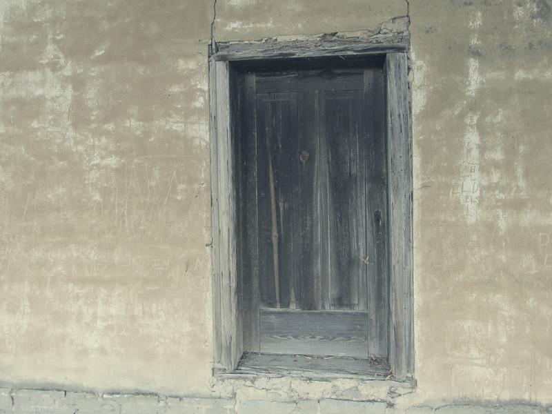 8-29-14: abandoned church, Salem Church Road