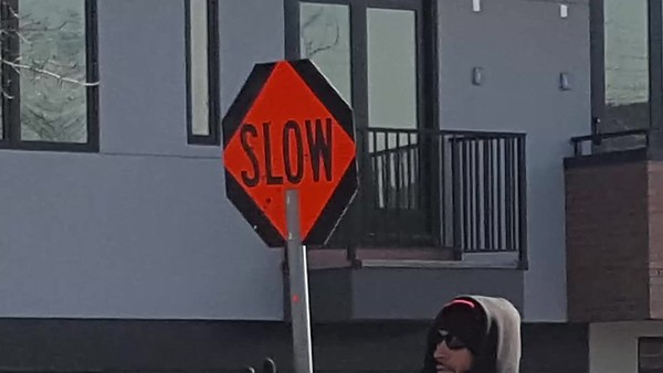 Slow ...and steady