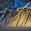 the dam at Wildwood