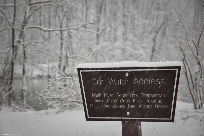 Our water address