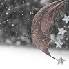 3-3-14: snowing on the moon and stars