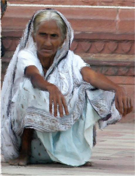 Pilgrimage to Taj Mahal, Agra, India
