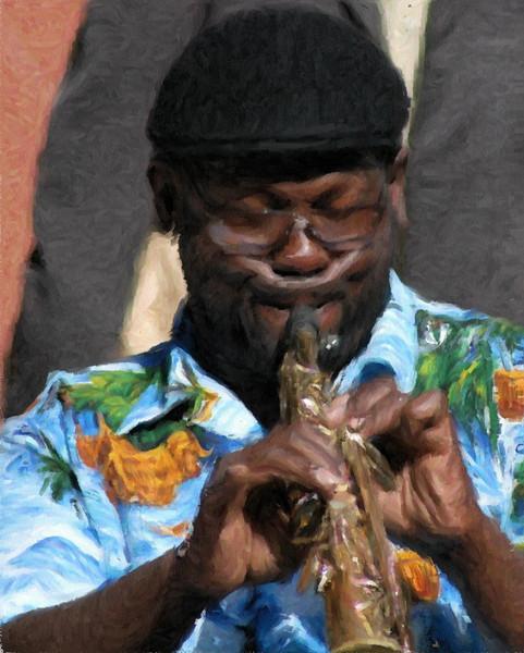 Street Jazz, San Francisco, CA