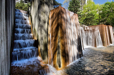 Keller Fountain  | Sigma 10-20mm f/4-5.6 EX DC HSM