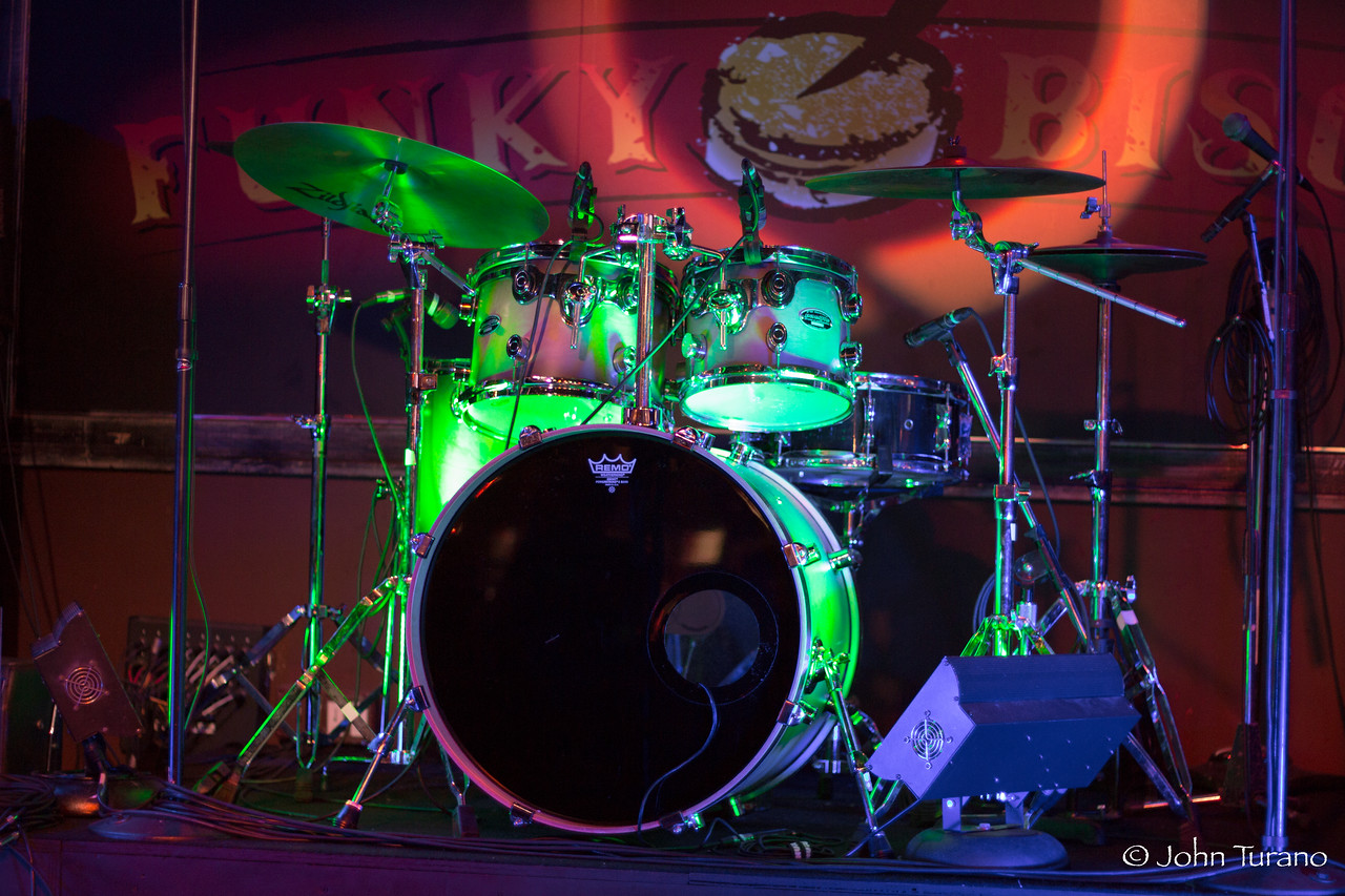 Green Drums