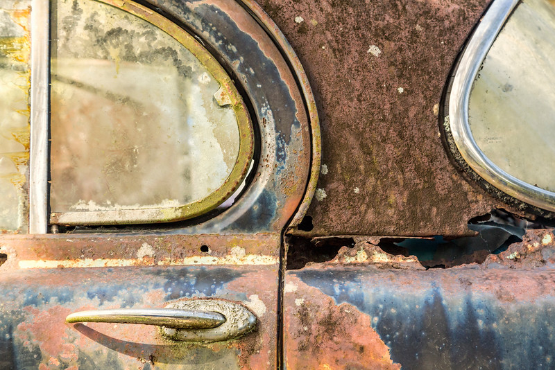 Abandonded Car, Pincrest, FL, Scenic Loop Road, Big Cypress Swamp, FL