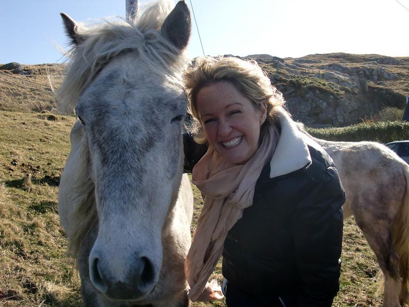 Love Eriskay Pony
