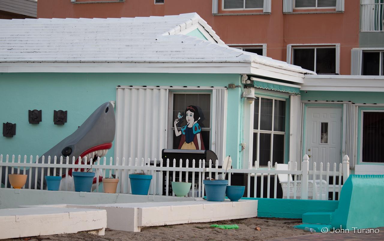 Snow White's Beach House
