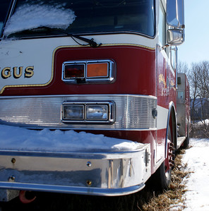 Engine 4 is out to pasture...