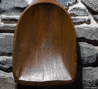 The Wooden Shovel