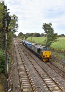 37606, Reedham Junction. 12/10/18.