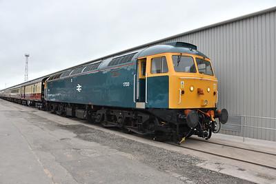 47853, Crewe Diesel Depot. 23/10/18.