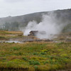 Iceland: Geyser- Icelanders pronounce it Geezer