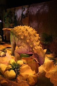 BBC Walking With Dinosaurs 2010 tour, Bournemouth BIC