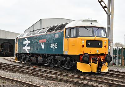 47593, Crewe DMD. 21/03/19.