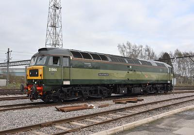 47501, Crewe DMD. 21/03/19.