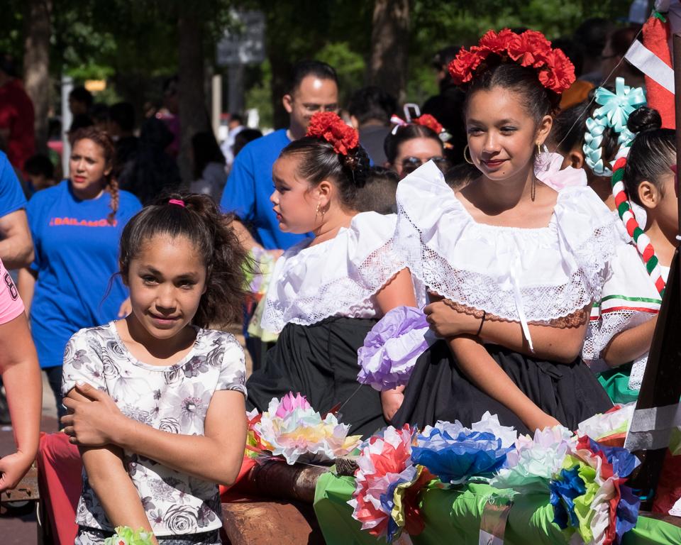 Cinco de Mayo parade, Lubbock, 2016